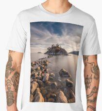 Path to Whyte Island Men's Premium T-Shirt