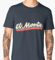 El Monte | Retro Rainbow Men's Premium T-Shirt