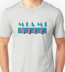 Miami Vice (1984) TV Series Unisex T-Shirt