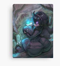 Hex Maniac , Pokemon Canvas Print