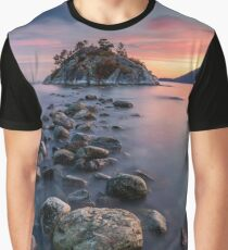 Rock Hopping at High Tide Graphic T-Shirt