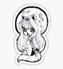Werewolf werewolf Sticker