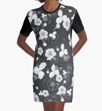 Strawberry Fields Forever Graphic T-Shirt Dress