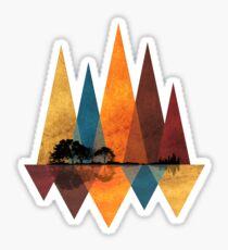 Nature Guitar Sticker