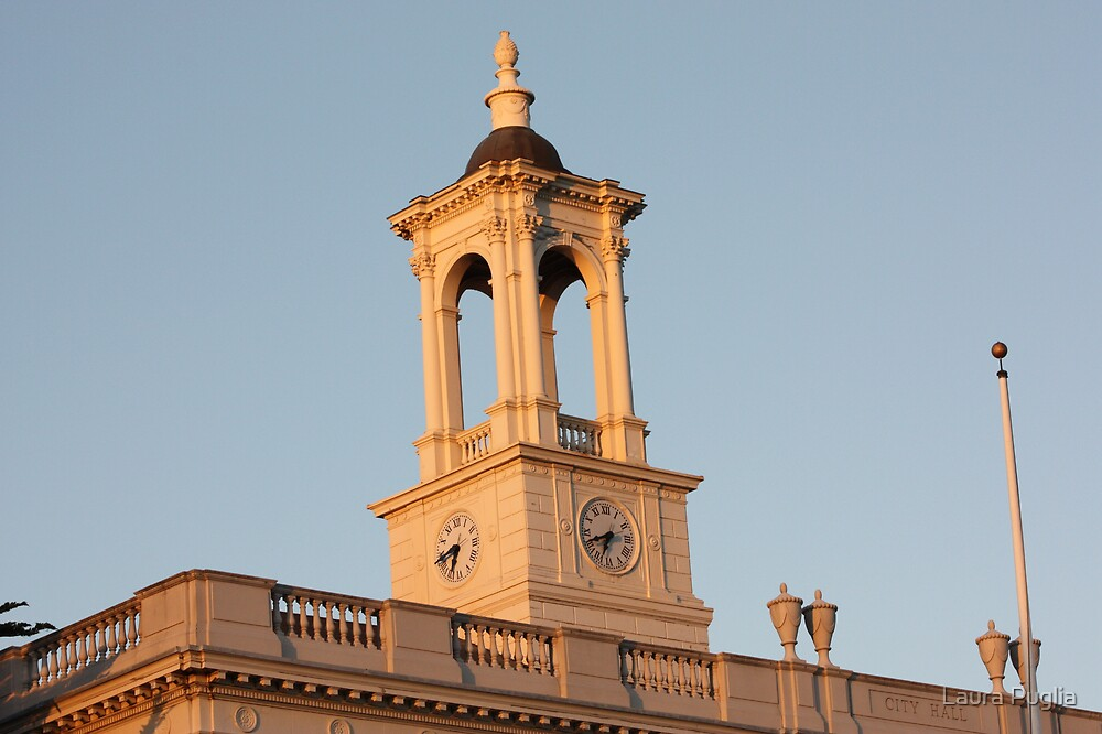 City Hall by Laura Puglia