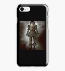 Pennywise The Clown Merchandise iPhone Case/Skin