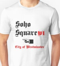 Soho Square T-Shirt