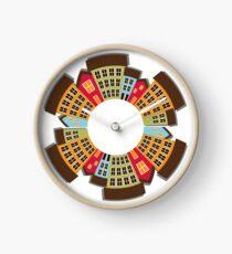 City maisons Clock
