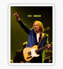 In Memoriam Tom Petty Sticker