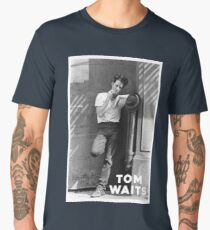 TOM.WAITS Men's Premium T-Shirt