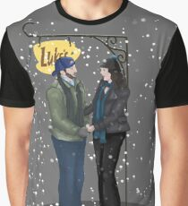 I Smell Snow Graphic T-Shirt
