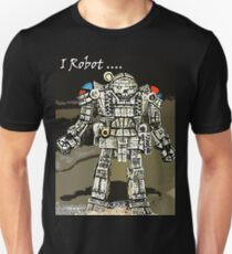 I Robot Unisex T-Shirt
