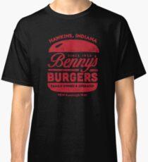 BENNY'S BURGERS V1 Classic T-Shirt