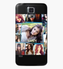 Lucy Hale Collage  Case/Skin for Samsung Galaxy