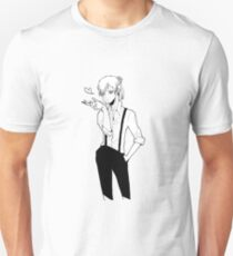 Yuri On Ice- With Love, From Russia T-Shirt