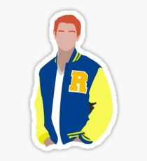 Archie (Riverdale) Sticker