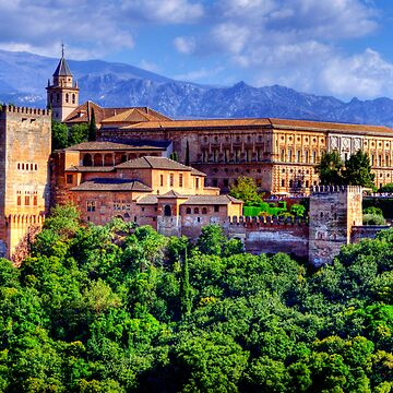 The Alhambra by ShiningBrother