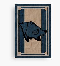 Stormcloaks faction Canvas Print