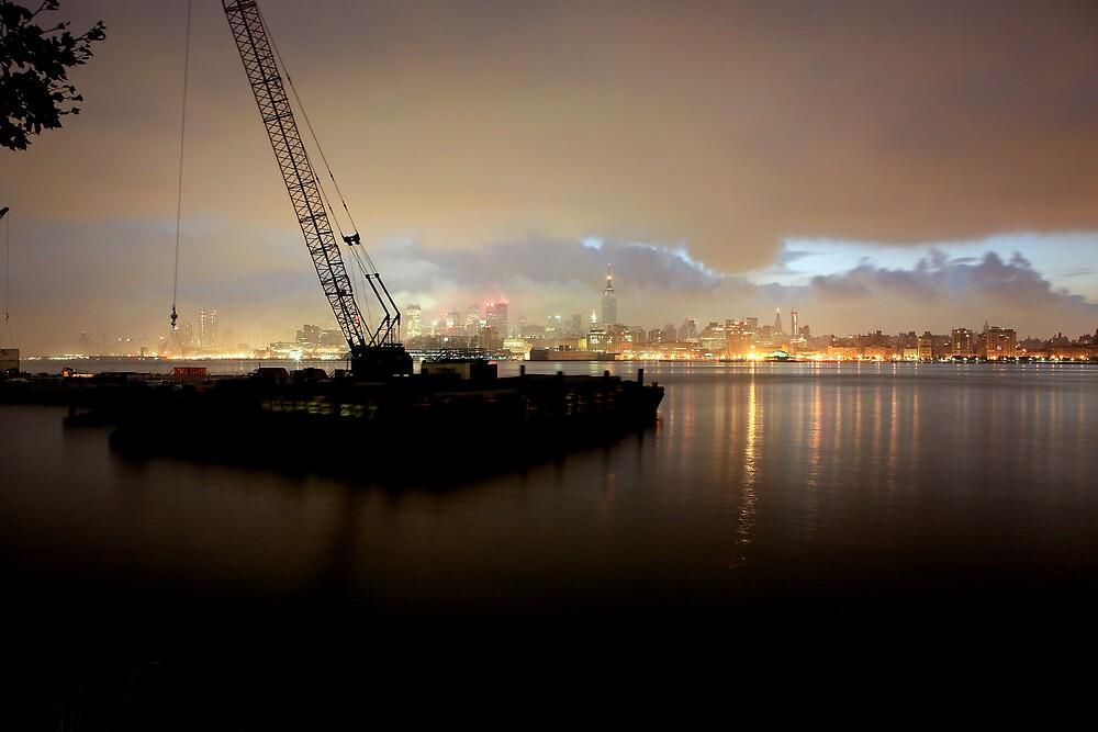 """New pier """"C"""" Hoboken by pmarella"""