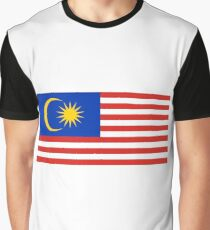 Malaysia Graphic T-Shirt