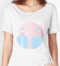 jongkey, pink version Women's Relaxed Fit T-Shirt