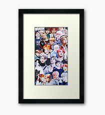 Jimin (Park Jimin) - BTS Framed Print