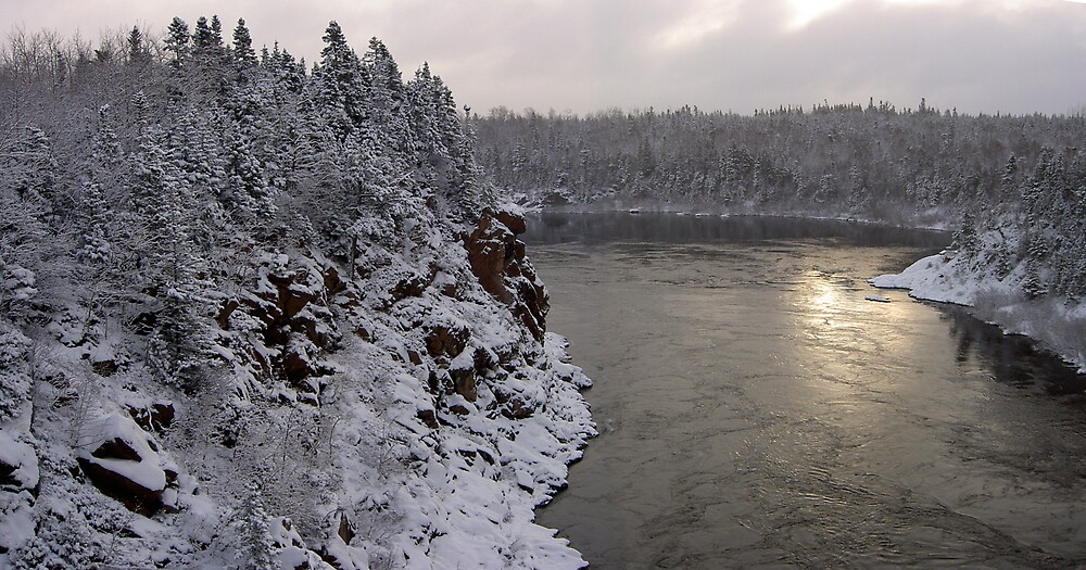 Exploits River by TreeFern