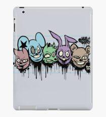 Uzual Suzpects iPad Case/Skin