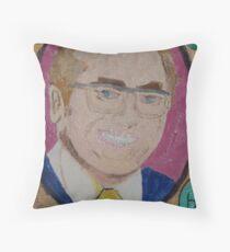 Hon John Howard Throw Pillow