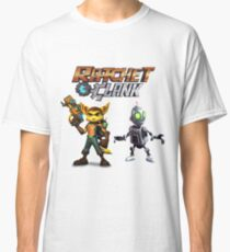 Ratchet and Clank Classic T-Shirt