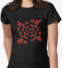 Redbubble design 2 Womens Fitted T-Shirt