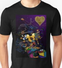 Deadly Dreaming - Kingdom Hearts T-Shirt