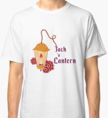 Jack 'o Lantern Classic T-Shirt