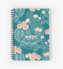 Find a tortoise  Spiral Notebook