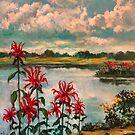 Oswego Tea by Randy Burns