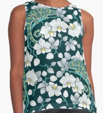 chameleons and orchids  Contrast Tank