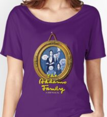 The Addams Family Musical Women's Relaxed Fit T-Shirt
