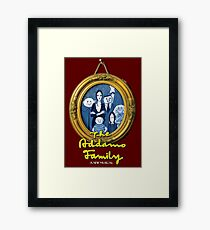 The Addams Family Musical Framed Print