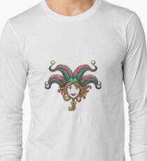 Joker Girl Face T-Shirt