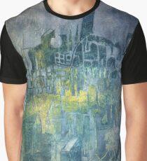 Maze Graphic T-Shirt