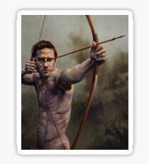The Archer Sticker