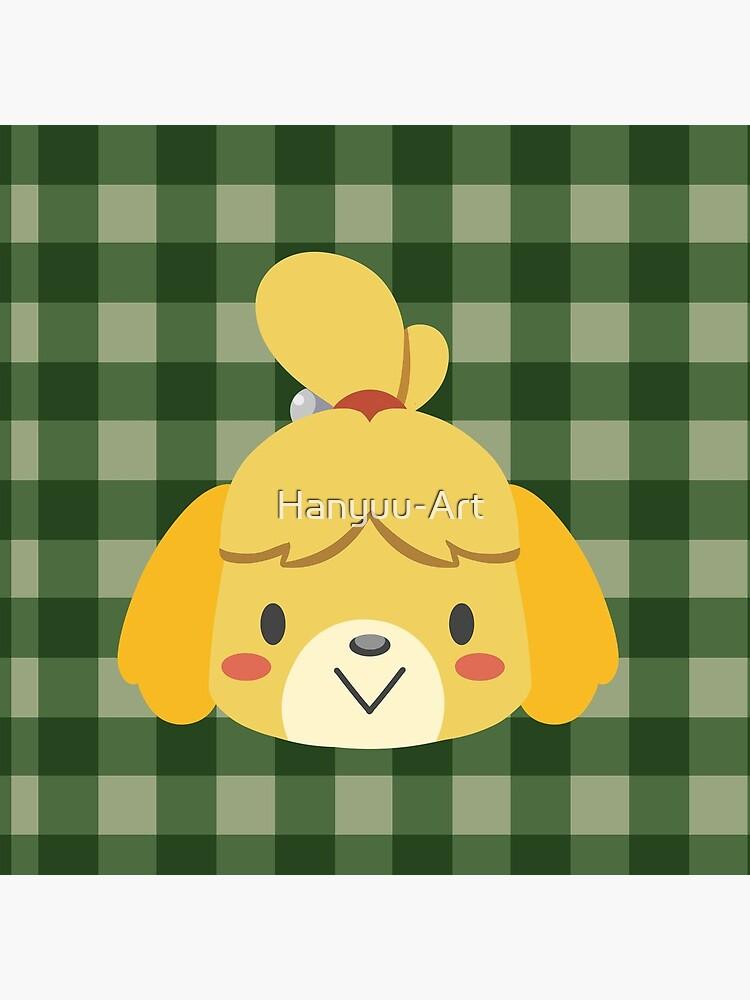 Isabelle Tierüberquerung von Hanyuu-Art