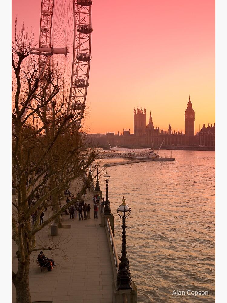 Big Ben and London Eye (Alan Copson © 2008) by AlanCopson