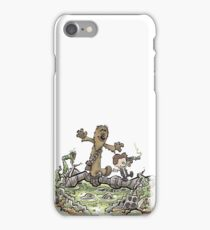 Han & Furball iPhone Case/Skin