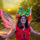 The Fairy (costume) by TJ Baccari Photography