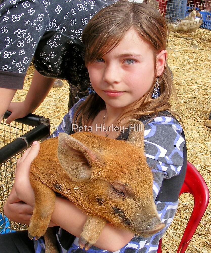 Daisy's new friend by Peta Hurley-Hill