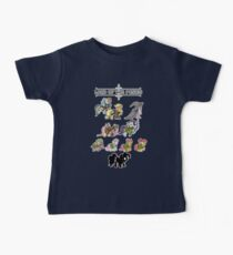 My little fellowship of the ring Baby Tee