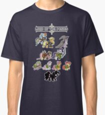 My little fellowship of the ring Classic T-Shirt