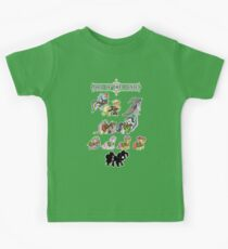 My little fellowship of the ring Kids Tee
