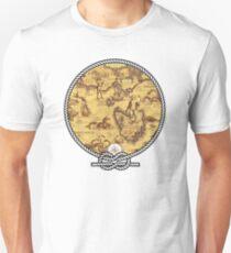 CREATE ART HISTORY: Terra Australis Incognita T-Shirt